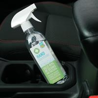 Hand Sanitizer Center Console