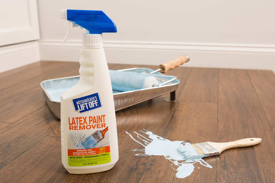 How to Clean a Paint Spill